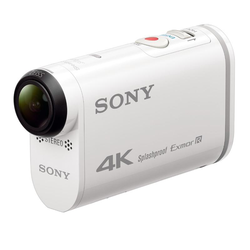 ソニー4K対応ビデオカメラ「FDR-X1000V」