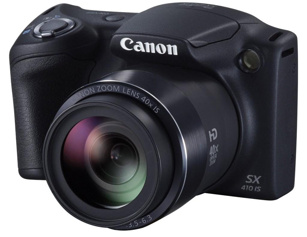 キヤノン【 SX410 IS】光学40倍の高倍率コンパクトデジカメ