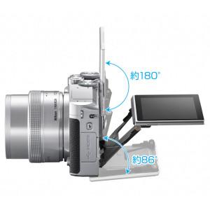 Nikon 1 J5で自撮り写真