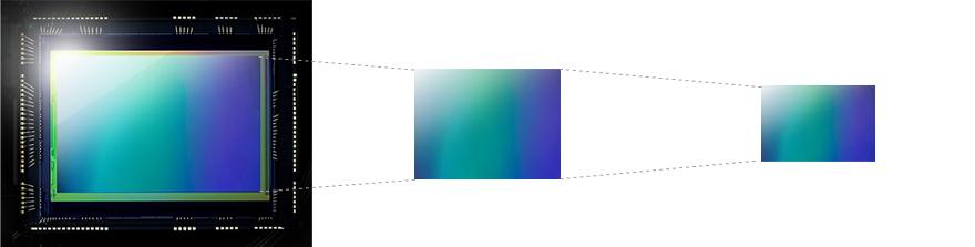 APS-Cセンサーの可能性を最大化させる X-Trans CMOS II