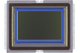 35mmフルサイズ約5060万画素CMOSセンサー