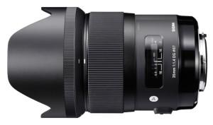 シグマ 35mmF1.4DG HSM Art