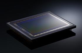 35mmフルサイズCMOSセンサー